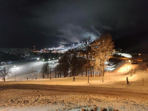 Obóz narciarski 2020 [Duszniki/Zieleniec Zdrój]